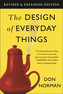 Q Bookshelf, Q Media, don norman, the design of everyday things