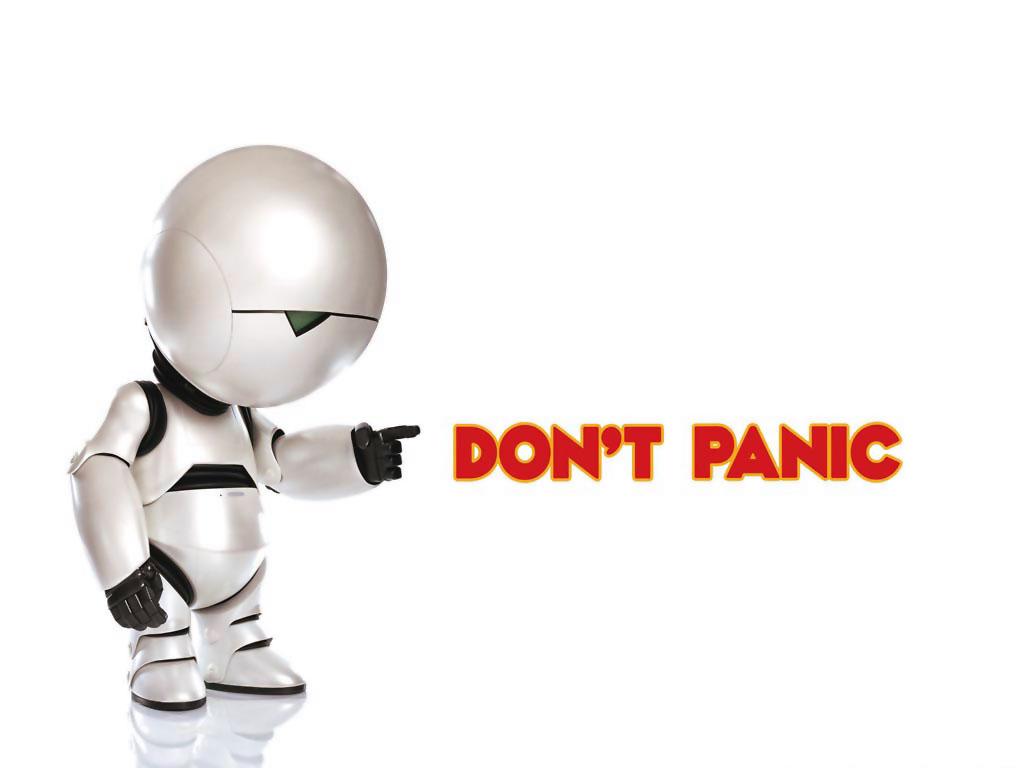 video, don't panic, Q Media, Richard Quinlan