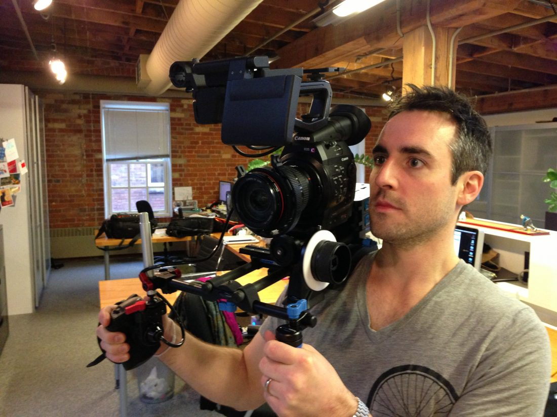 Stewart Maclean, Q Media, Digital Media Producer