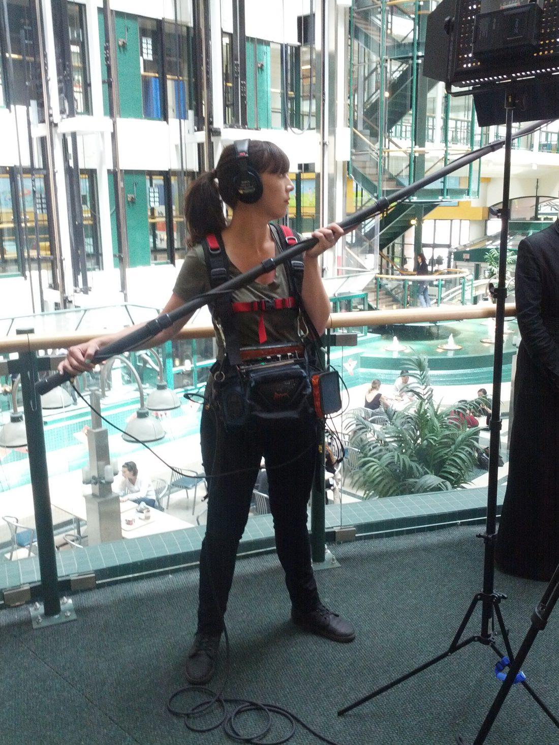Soundgear, Q Media, Trisha Harris