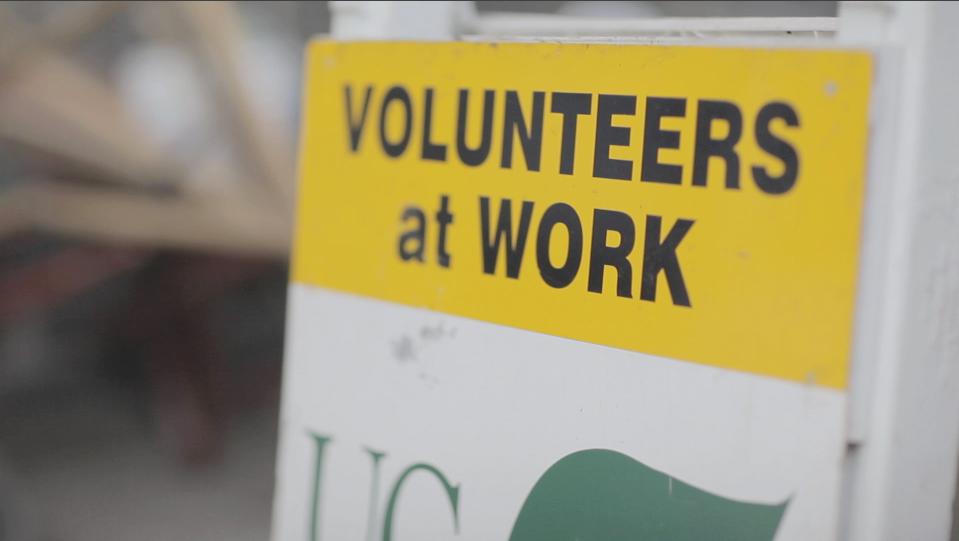 Volunteers, Q Media, Getinvolved