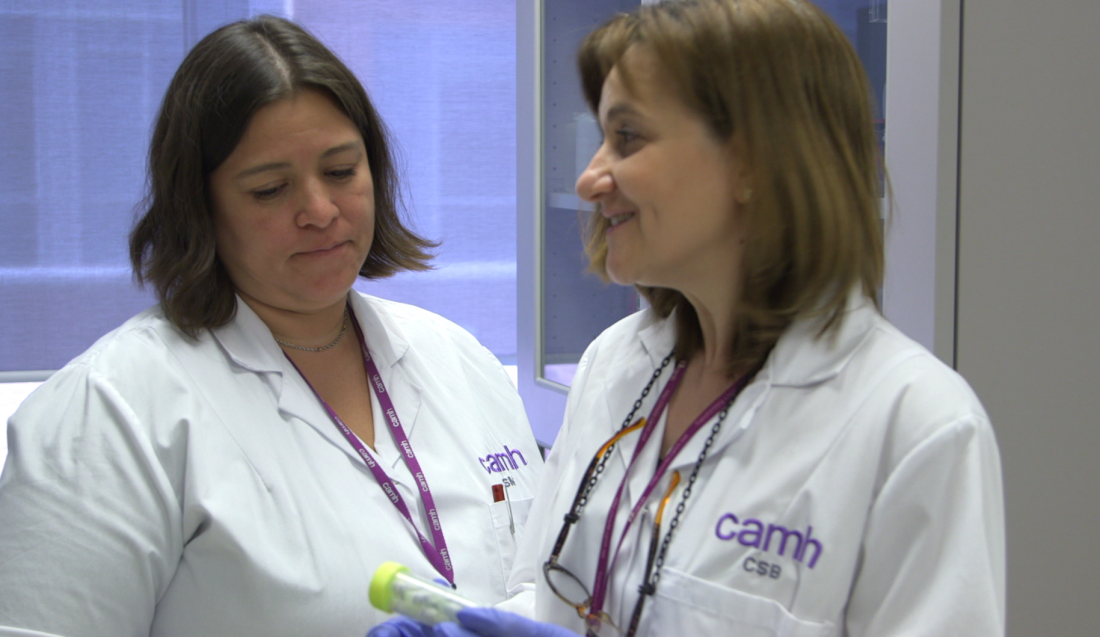 CAMH, Clinical Trials Ontario, Ontario Innovation, lab