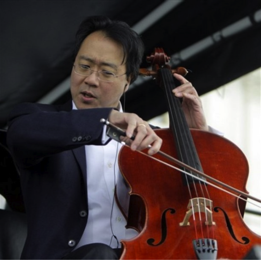 Yo-Yo Ma, Cello, 10,000 hours, Q Media