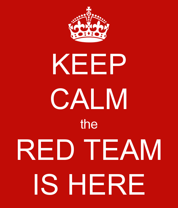 Image result for red team