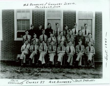 101 Canadian Lancaster Crew, Q Media, Caitie Drewery